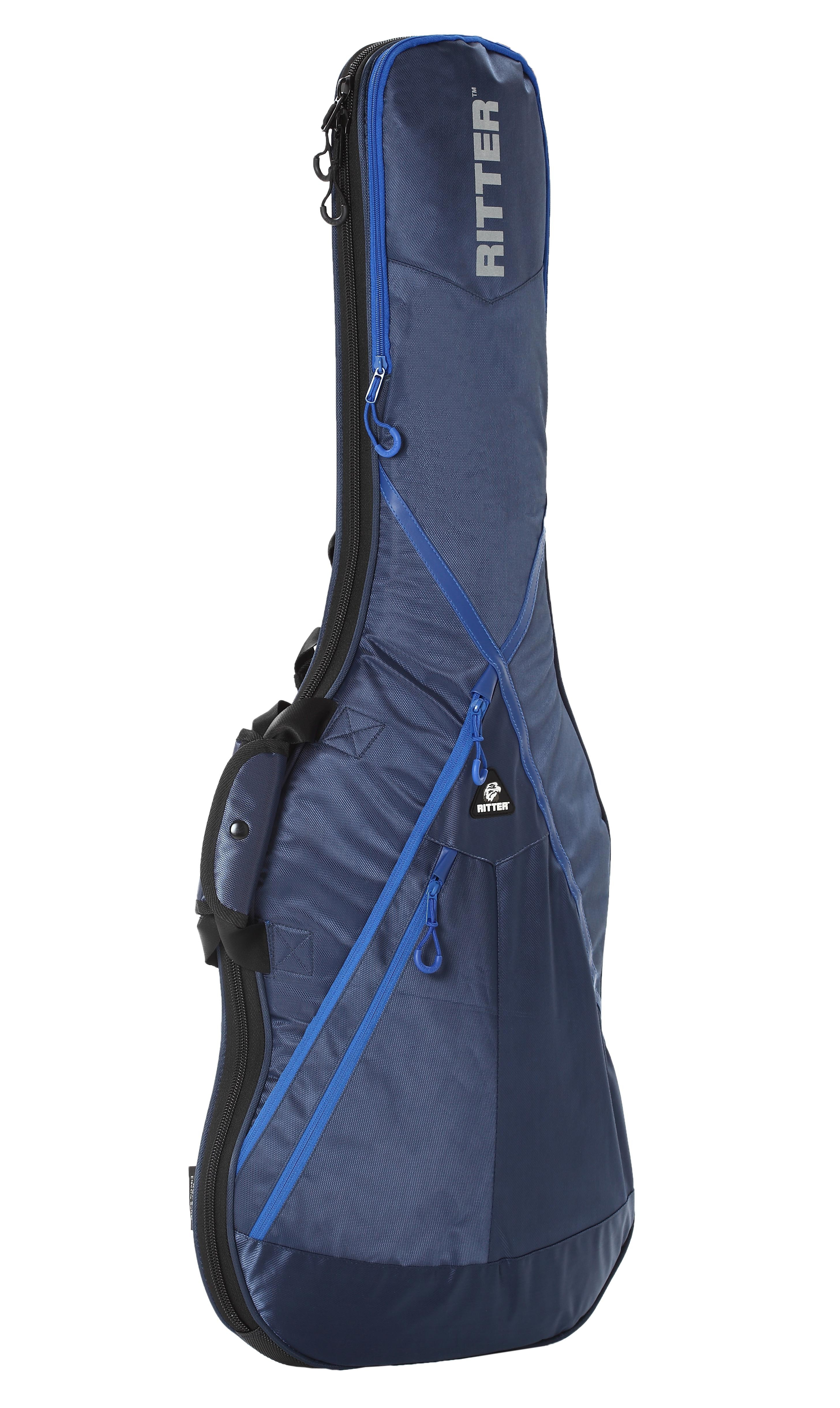 Ritter RGP8-E/NRB Electric Guitar Bag - Navy/Blue
