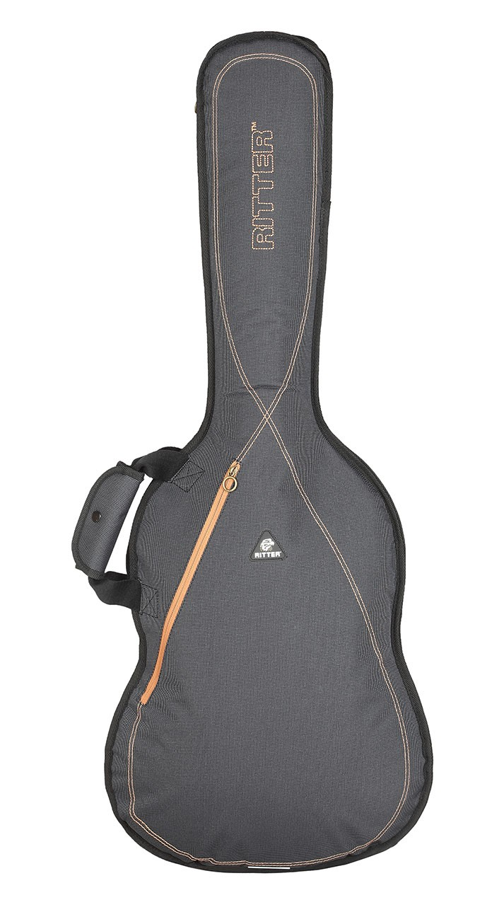 Ritter RGS3-E/MGB Electric Guitar Bag - Misty Grey/Brown