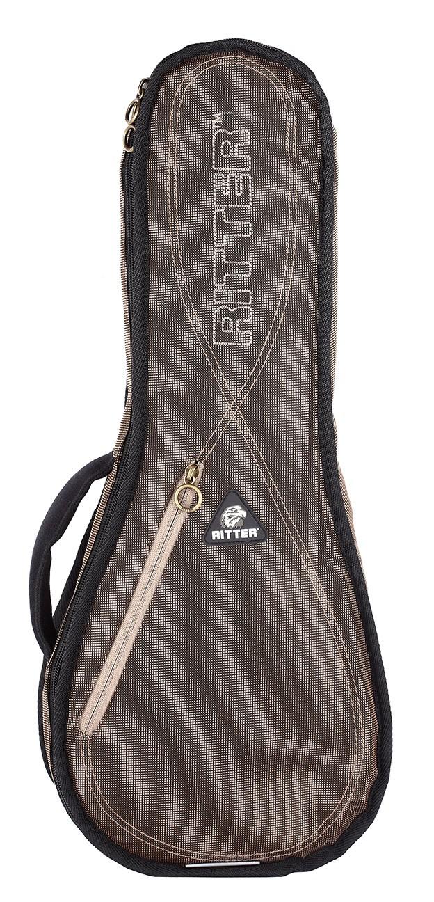 Ritter RGS3-UT/BDT Tenor Ukulele Bag - Bison/Desert