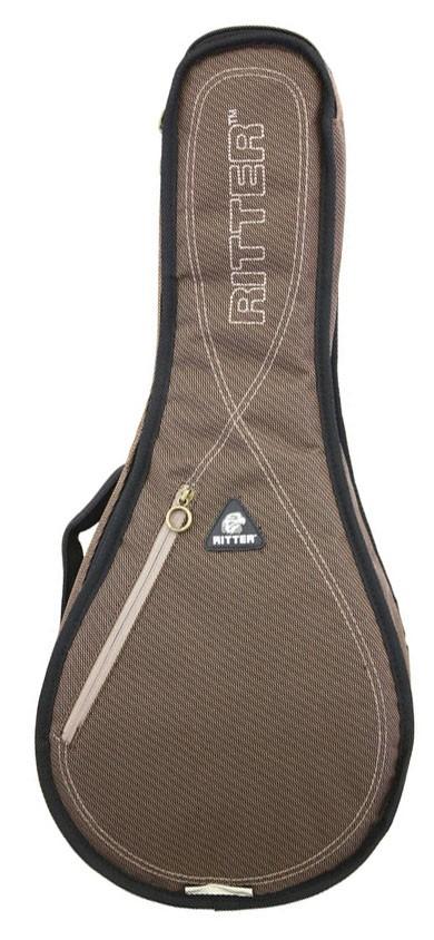 Ritter RGS3-MAR/BDT Round Mandolin Bag - Bison/Desert