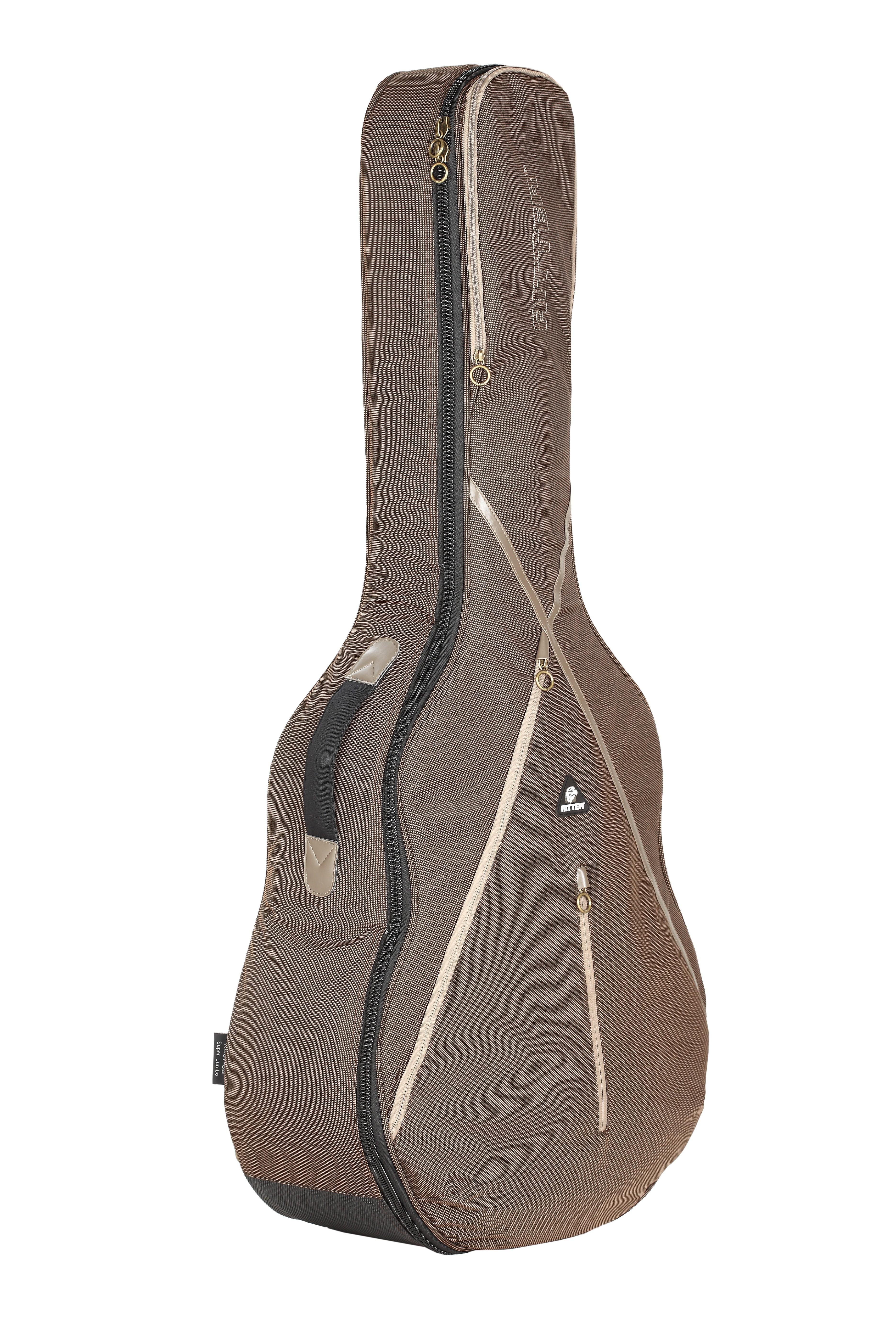 Ritter RGS7-SB/BDT Super Jumbo Acoustic Guitar Bag - Bison/Desert