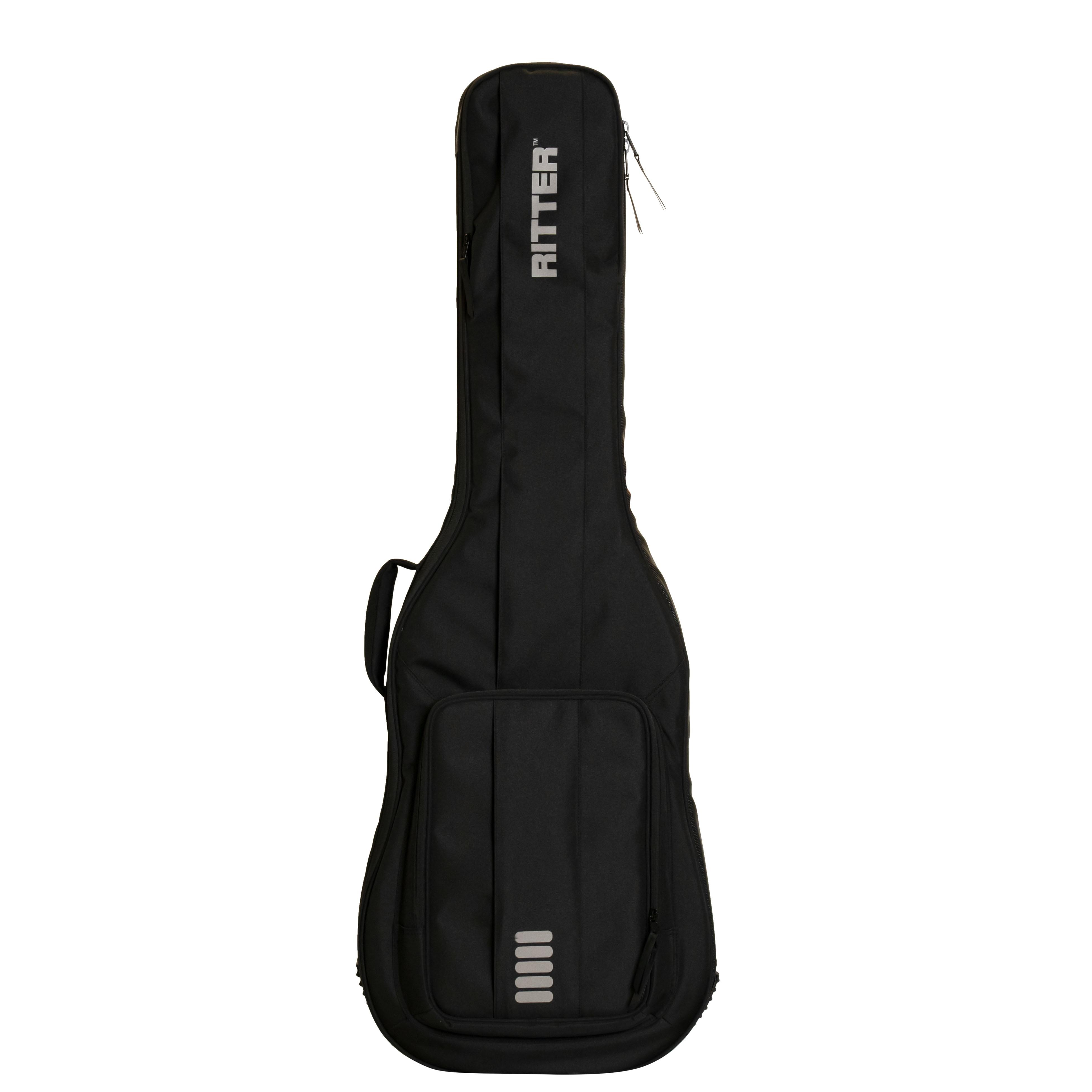 Ritter Arosa Electric Bass Guitar Bag - Sea Ground Black (RGA5-B)