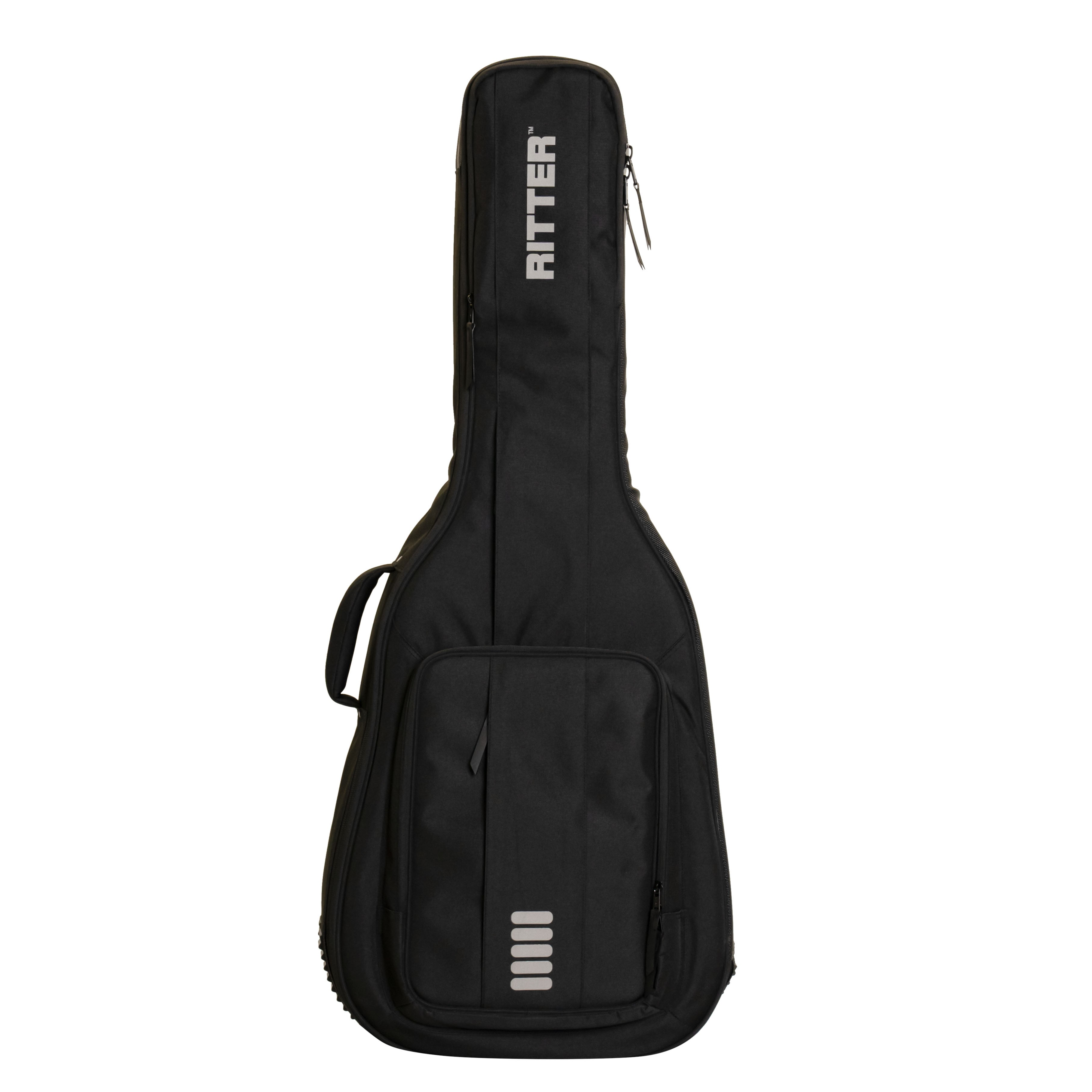 Ritter Arosa Dreadnought Acoustic Guitar Bag - Sea Ground Black (RGA5-D)