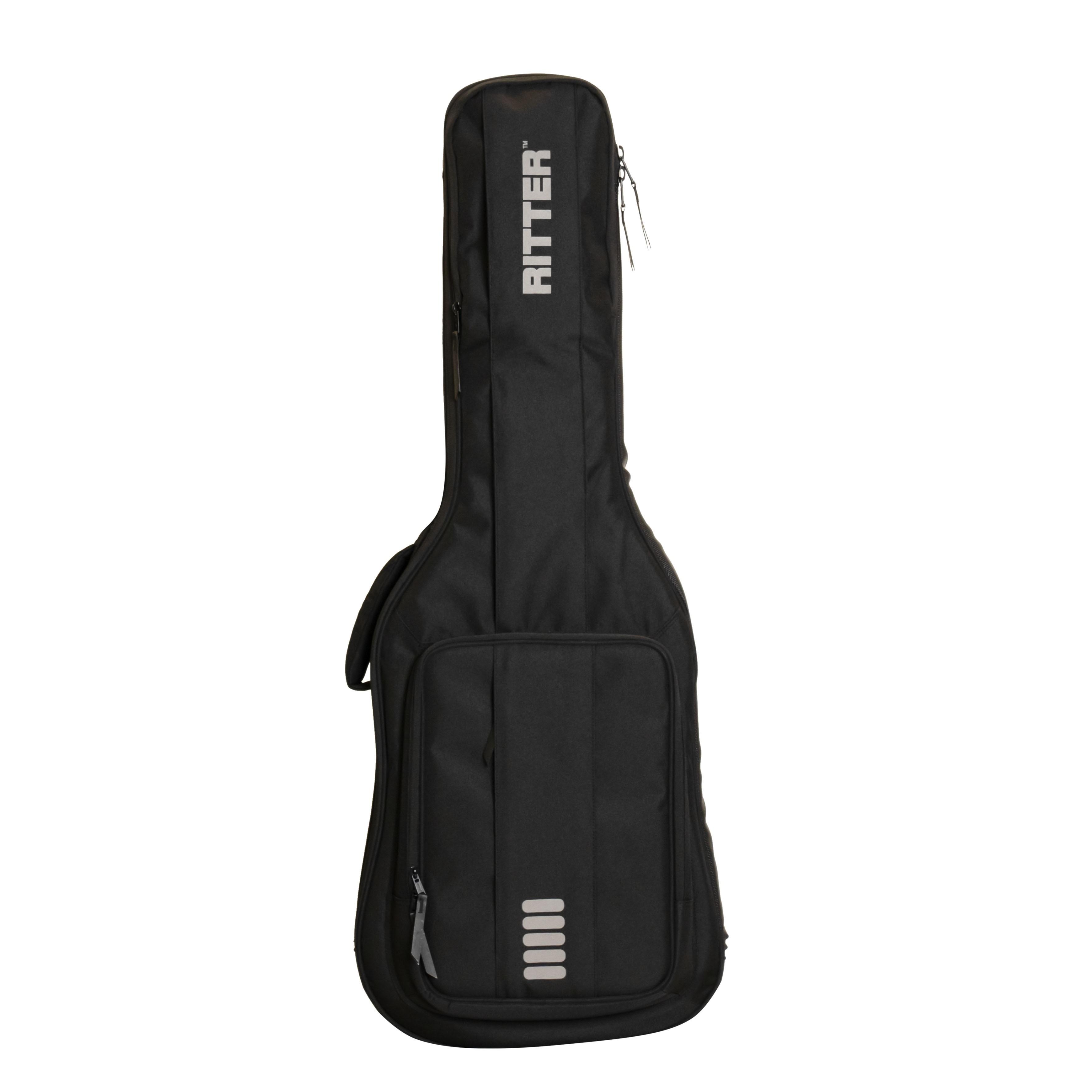 Ritter Arosa Electric Guitar Bag - Sea Ground Black (RGA5-E)