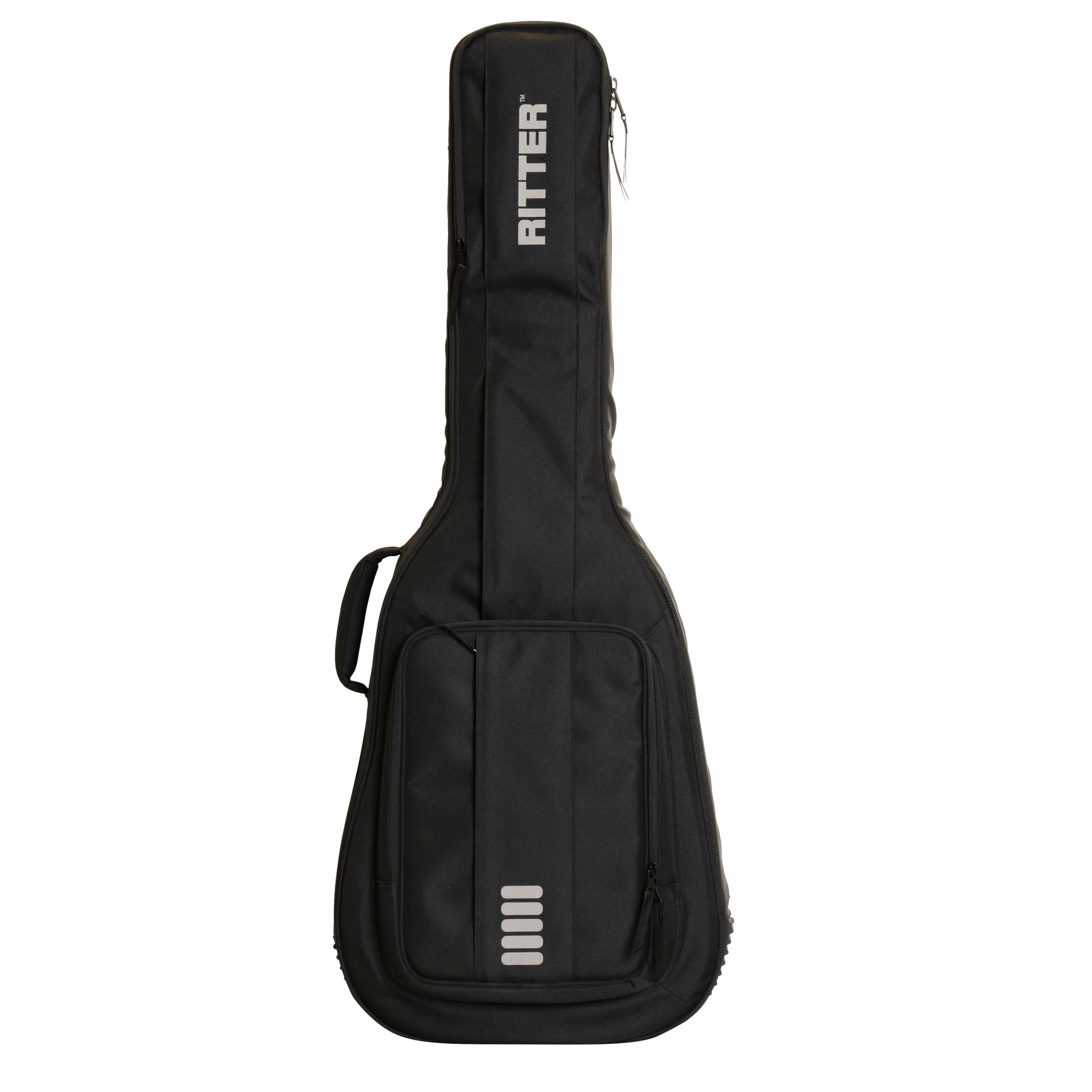 Ritter Arosa Folk Acoustic Guitar Bag - Sea Ground Black (RGA5-F)