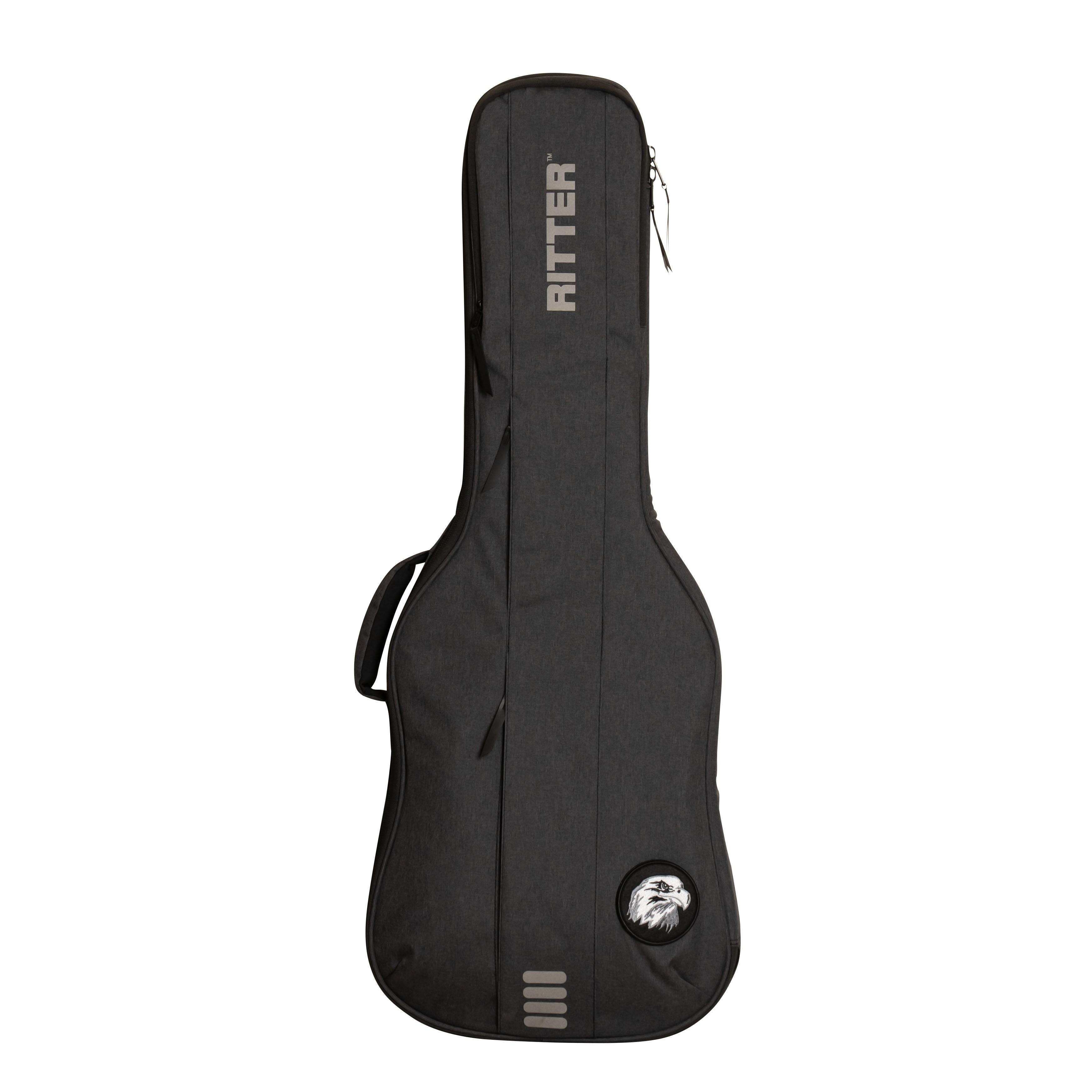 Ritter Bern Electric Bass Guitar Bag - Anthracite (RGB4-B)