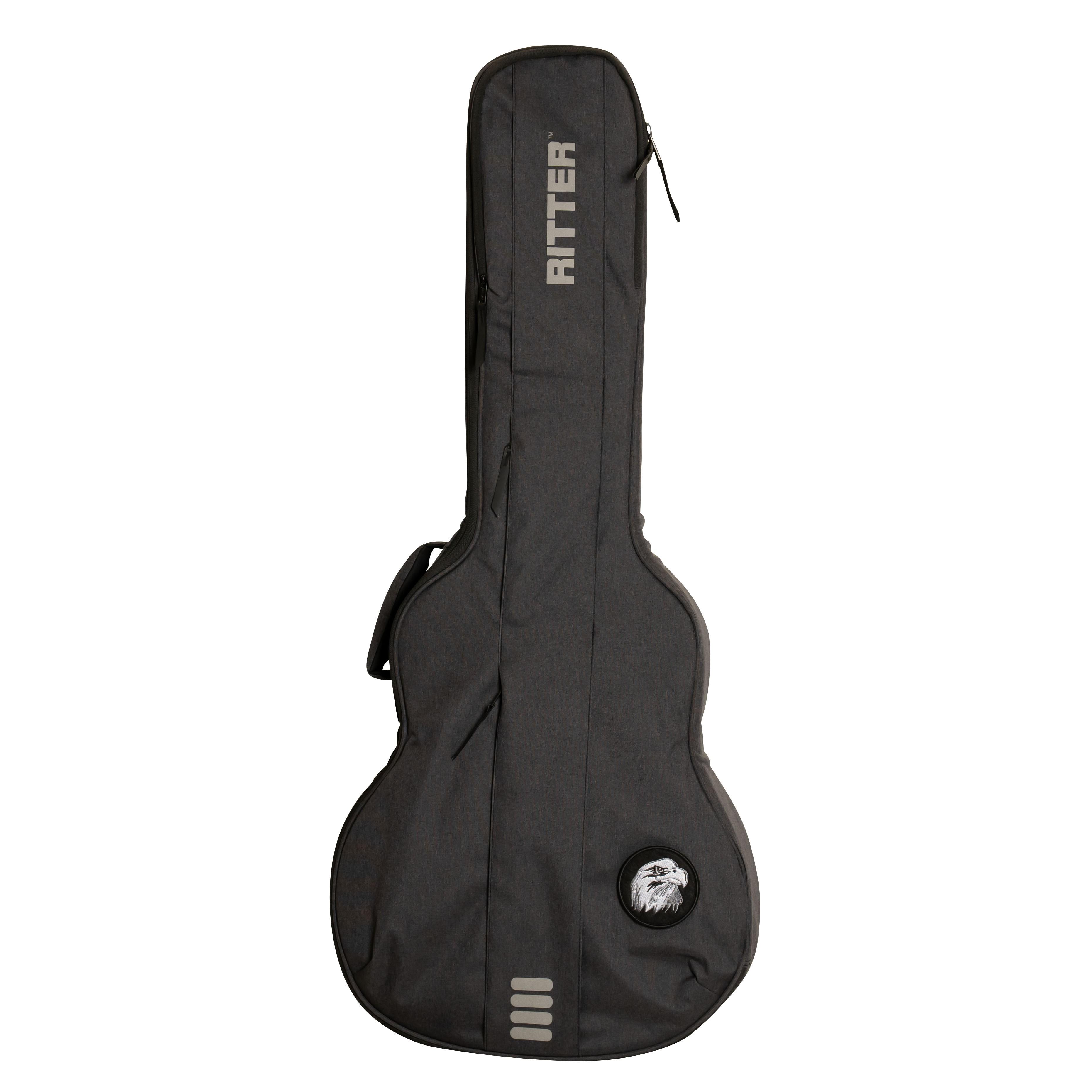 Ritter Bern 335 Style Semi Guitar Bag - Anthracite (RGB4-SA)