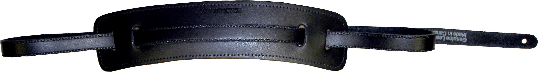 Rickenbacker Leather Guitar Strap - Black