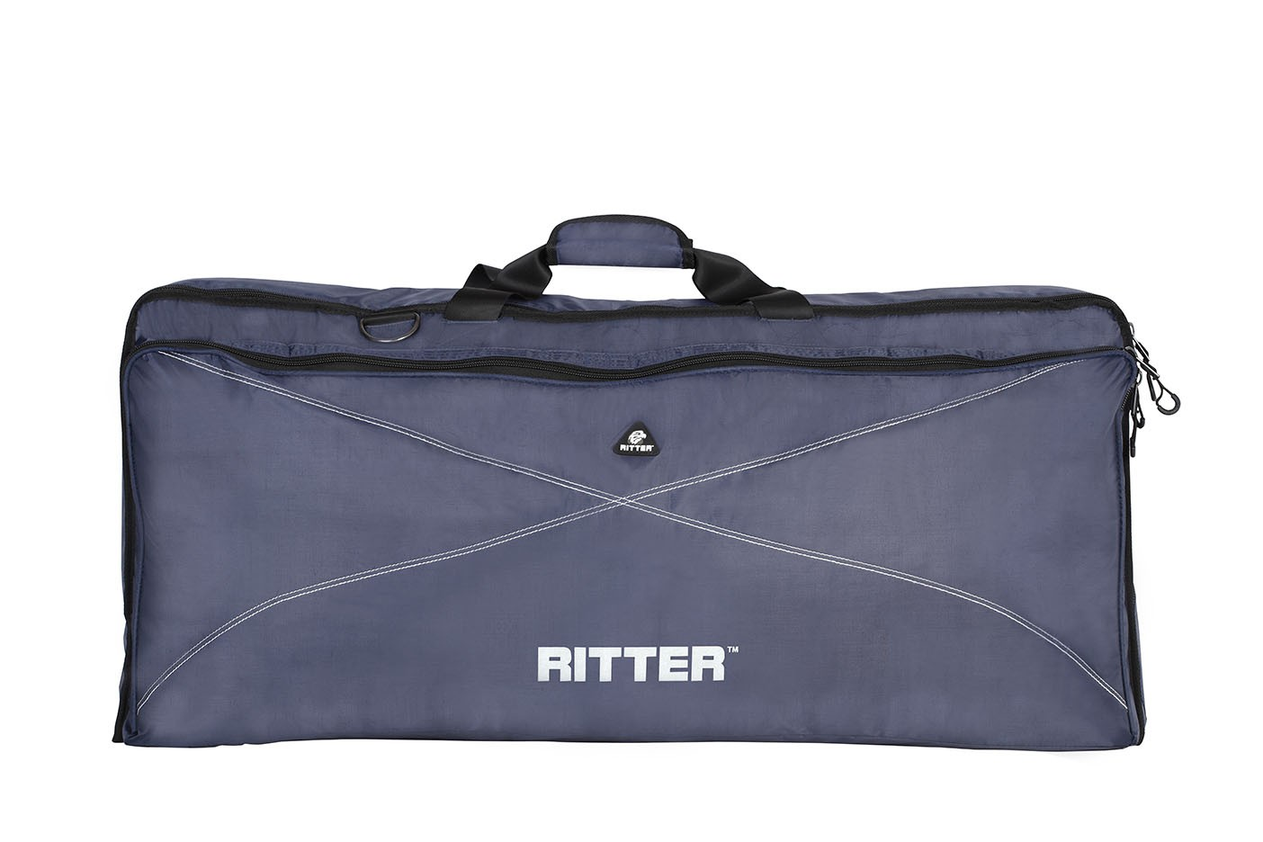 Ritter RKP2-55/BLW Keyboard Bag 1380x370x170 - Navy/Light Grey/White