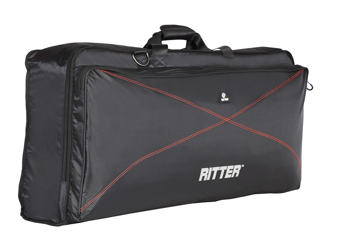 Ritter RKP2-05/BRD Keyboard Bag 550x310x110 - Black/Red
