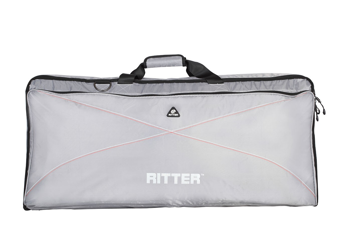 Ritter RKP2-65/SRW Keyboard Bag 1470x455x190 - Silver Grey/White