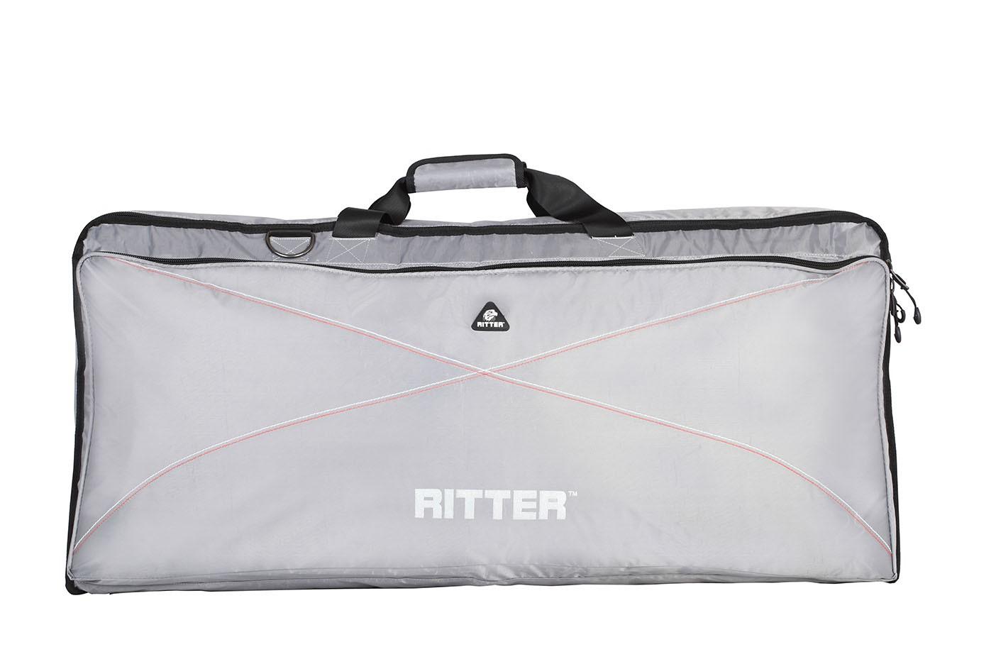 Ritter RKP2-60/SRW Keyboard Bag 1450x475x180 - Silver Grey/White