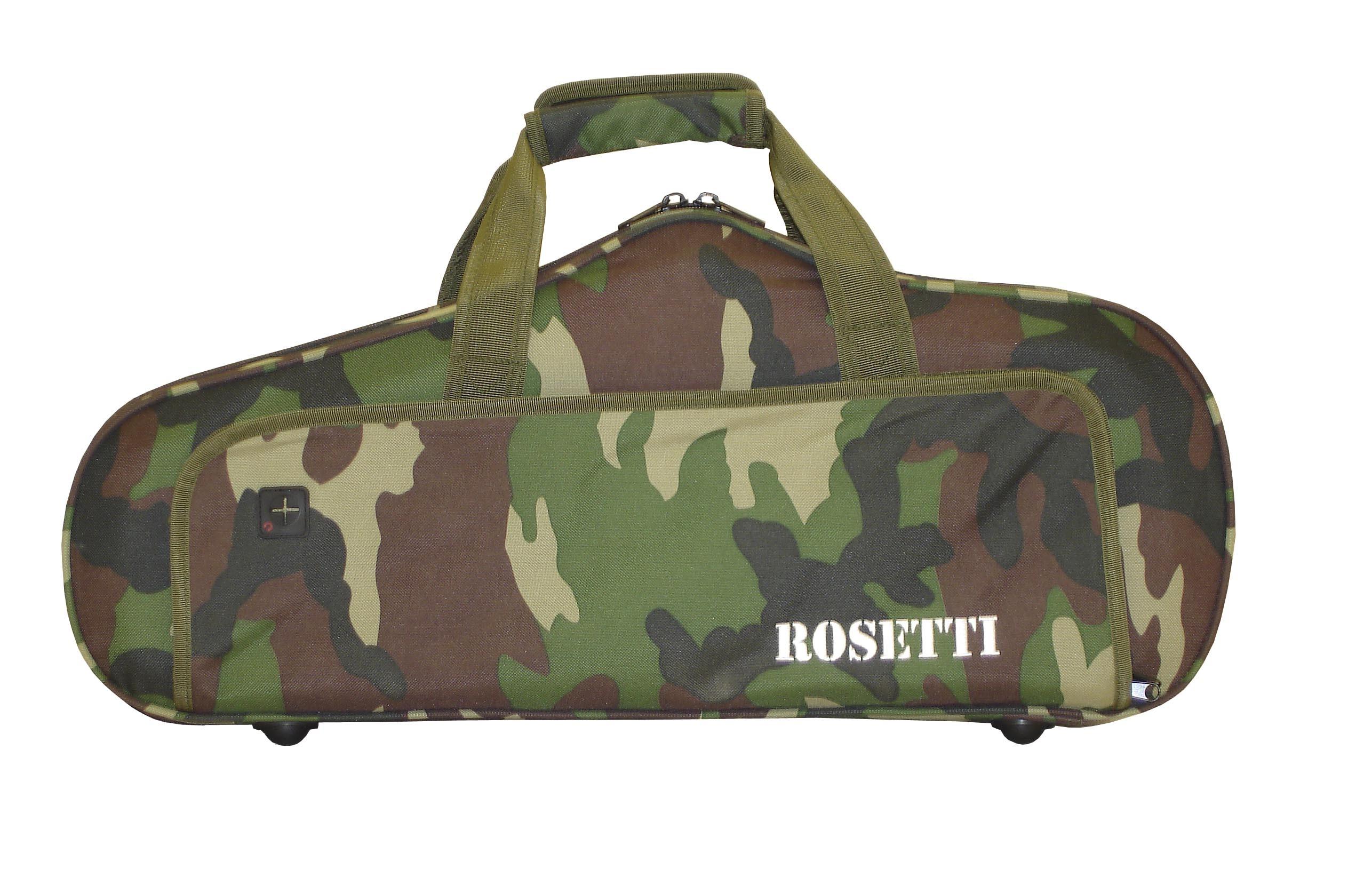 Rosetti Alto Saxophone Bag - Camo