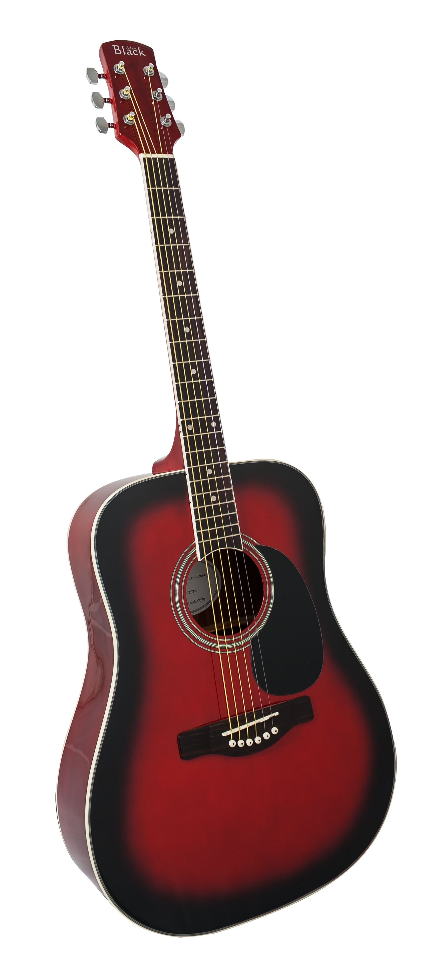 Adam Black S-2 - Trans Red