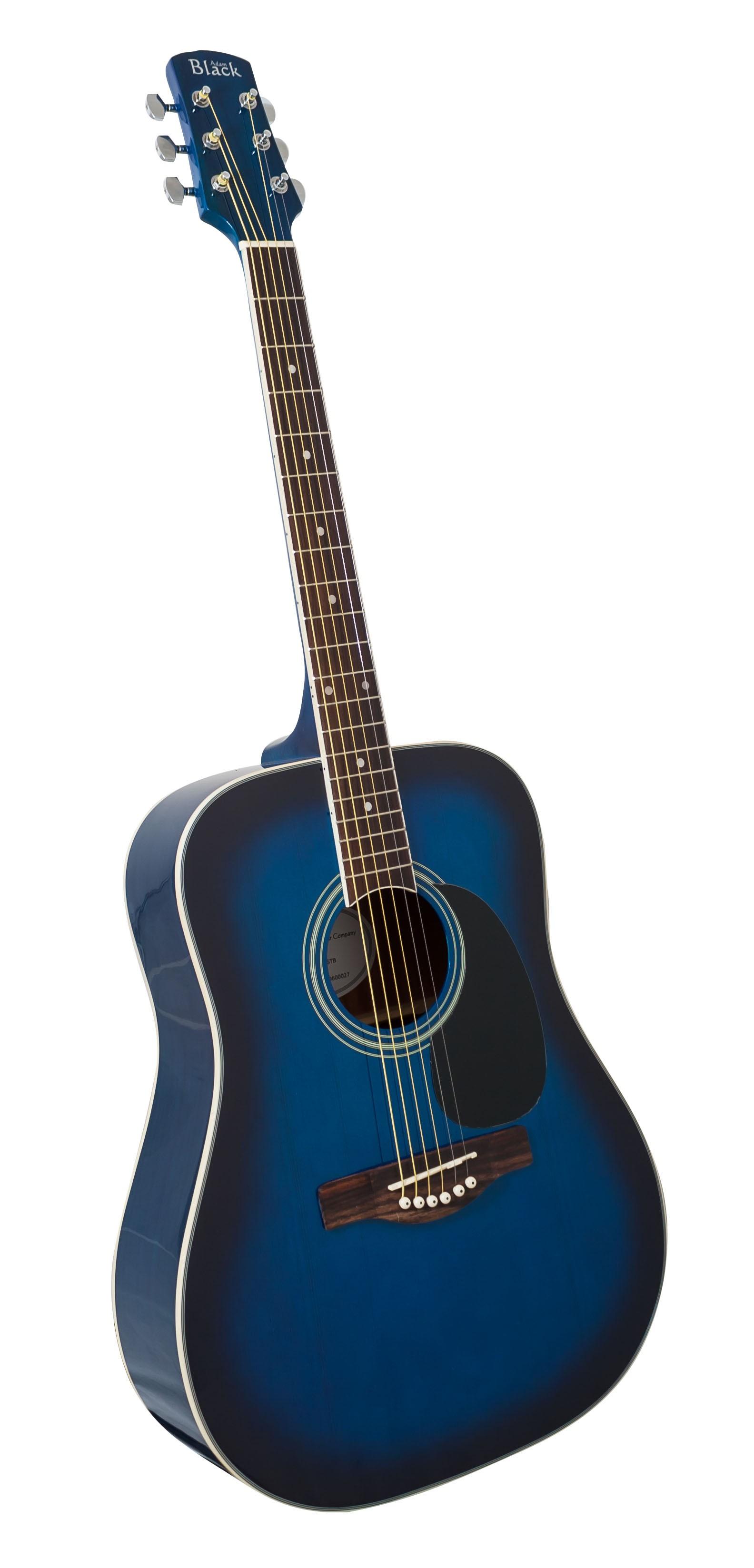 Adam Black S-2 - Trans Blue