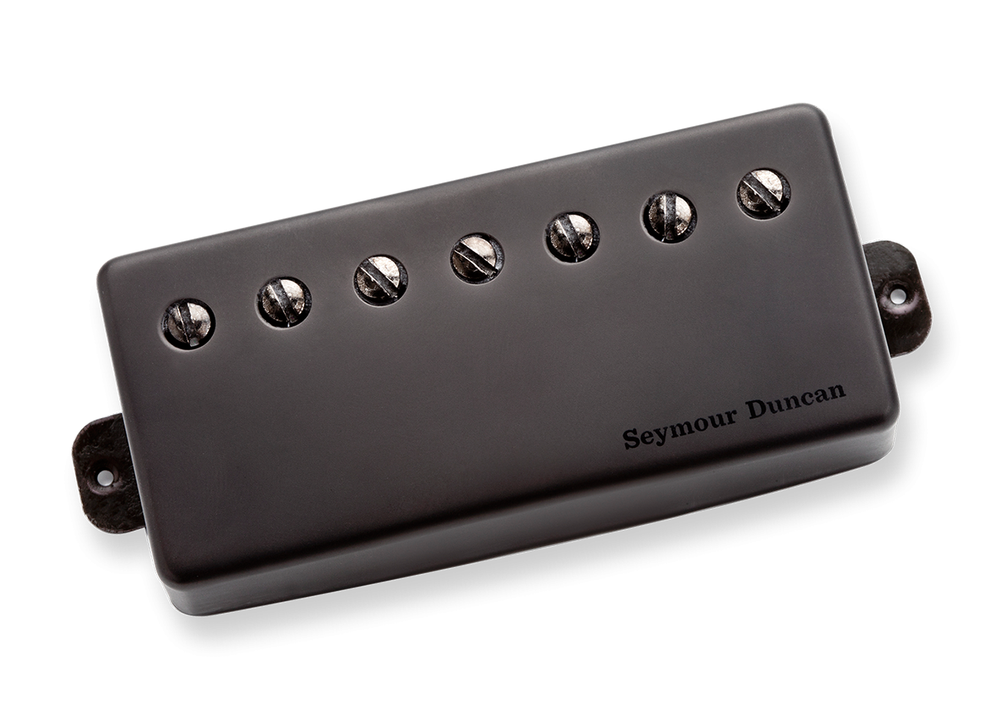 Seymour Duncan Sentient Humbucker - 7 String Neck Passive Mount Black Metal