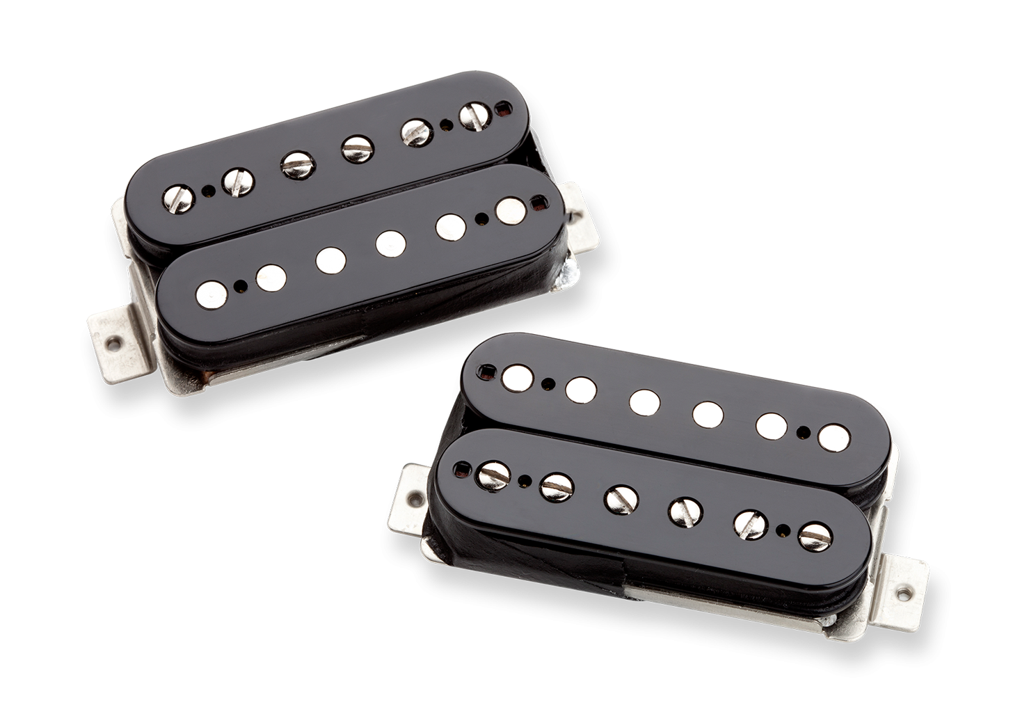 Seymour Duncan Alnico II Pro Slash Humbucker APH-2S Slash Set Black 4 Conductor