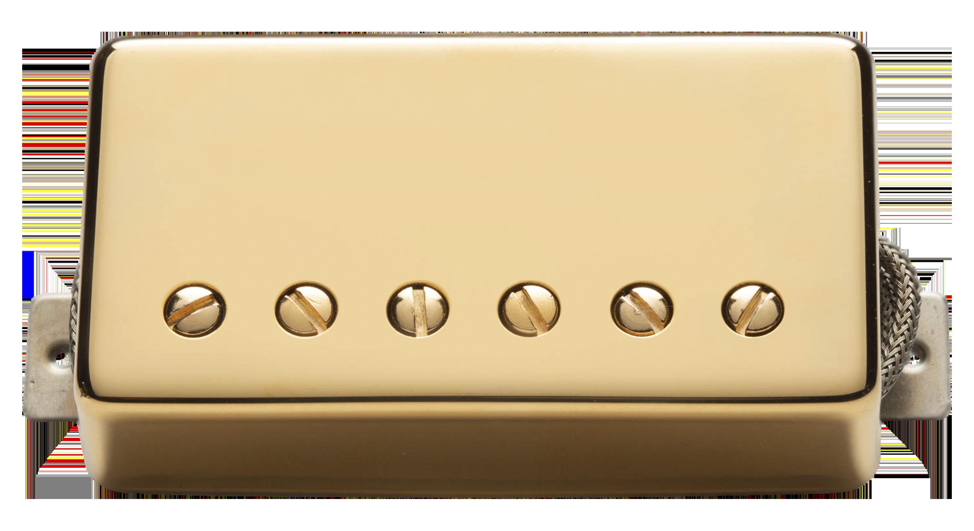 Seymour Duncan Alnico II Pro Slash Humbucker APH-2B Slash Bridge Gold Cover