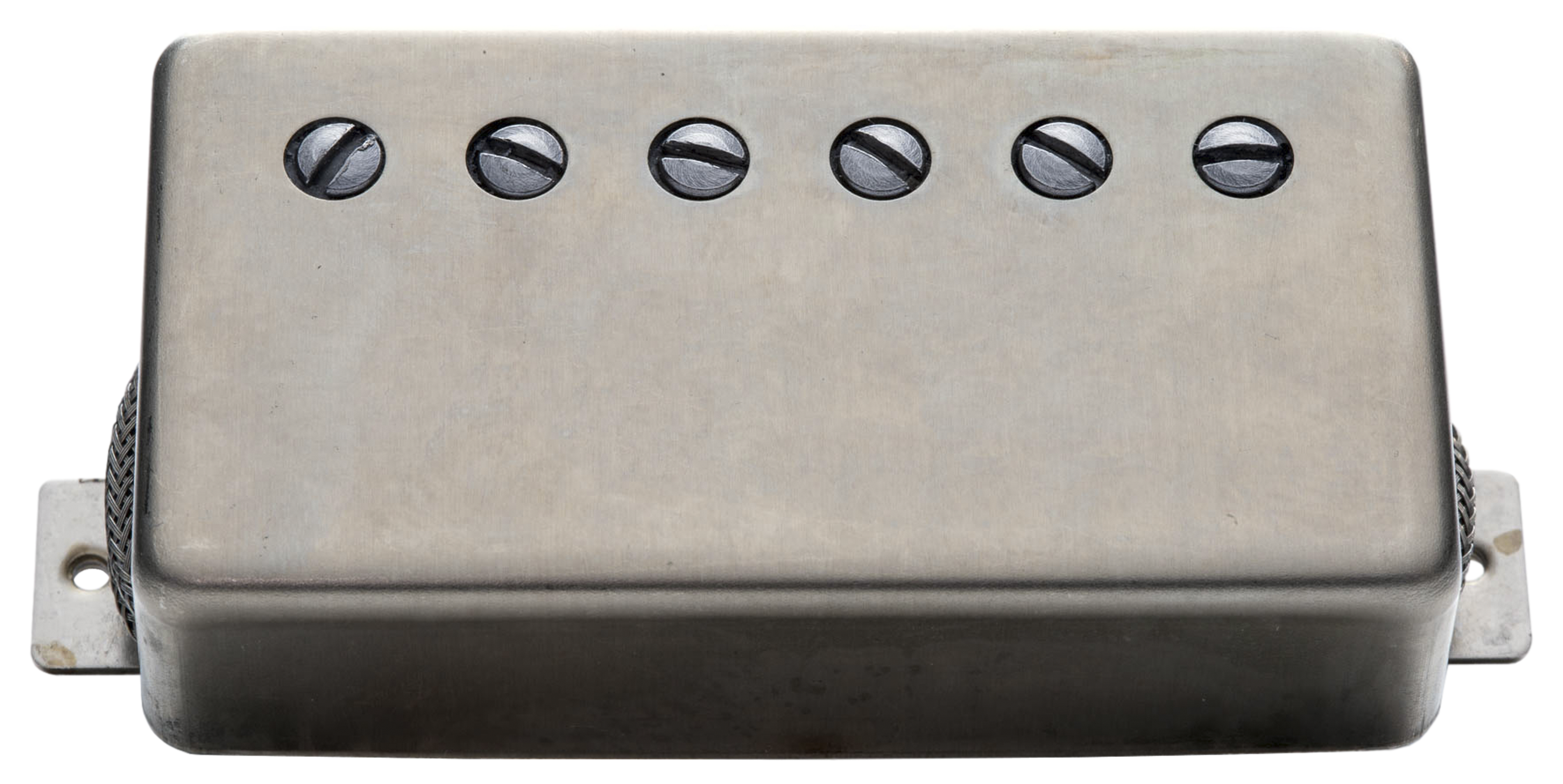 Seymour Duncan Alnico II Pro Slash Humbucker APH-2N Slash Neck Raw Nickel Cover