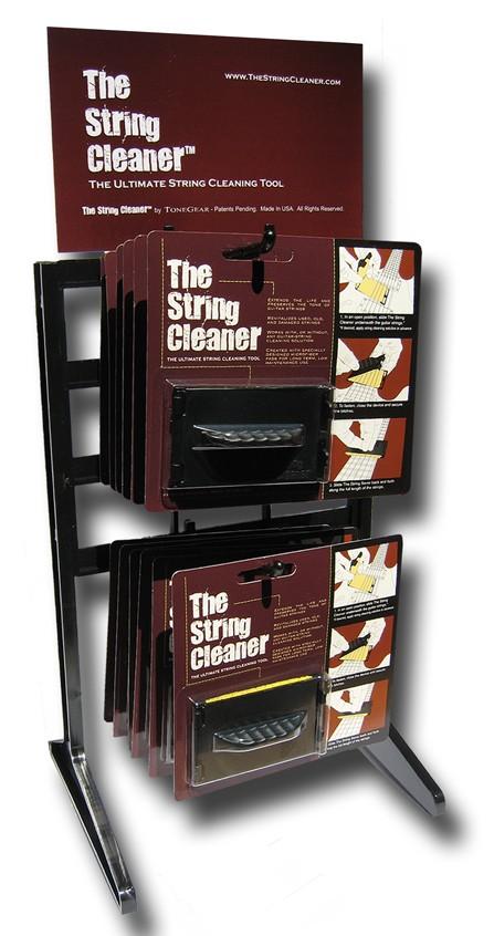 The String Cleaner Dealer Display Pack