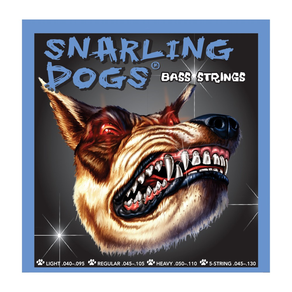 D'Andrea Snarling Dogs - Bass Guitar Strings