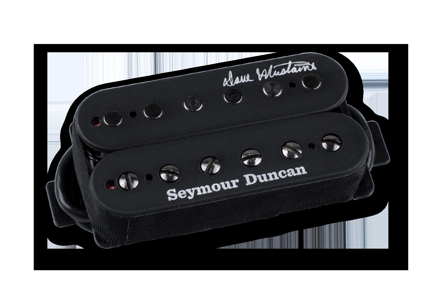 Seymour Duncan Dave Mustaine Thrash Factor Bridge - Black