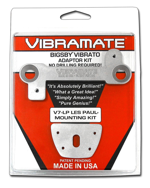 Vibramate V7-LP Mounting Kit for Les Paul