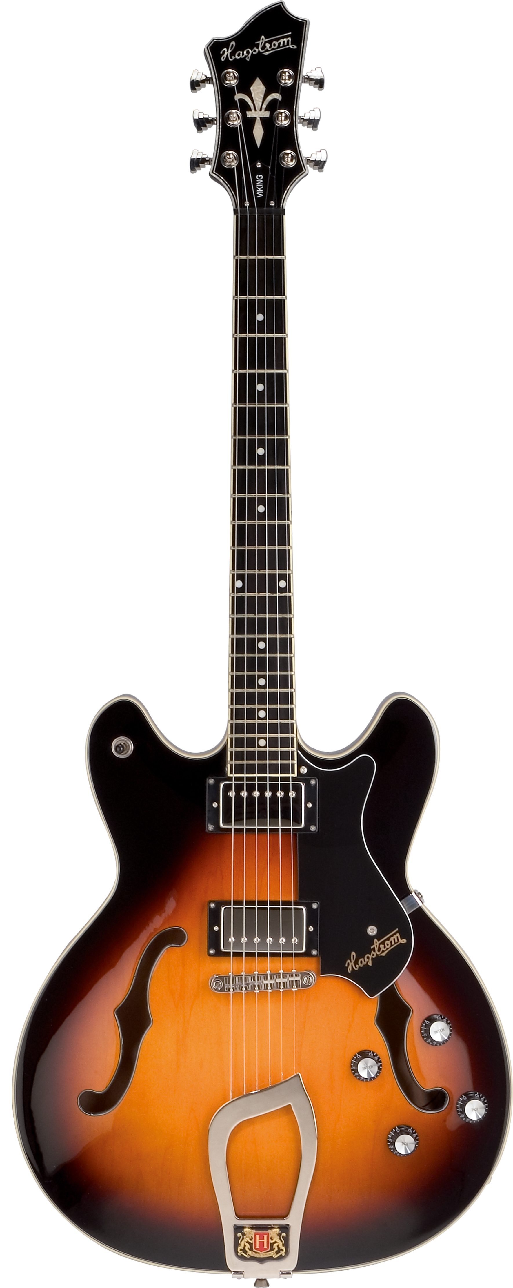 Hagstrom Viking - Tobacco Sunburst
