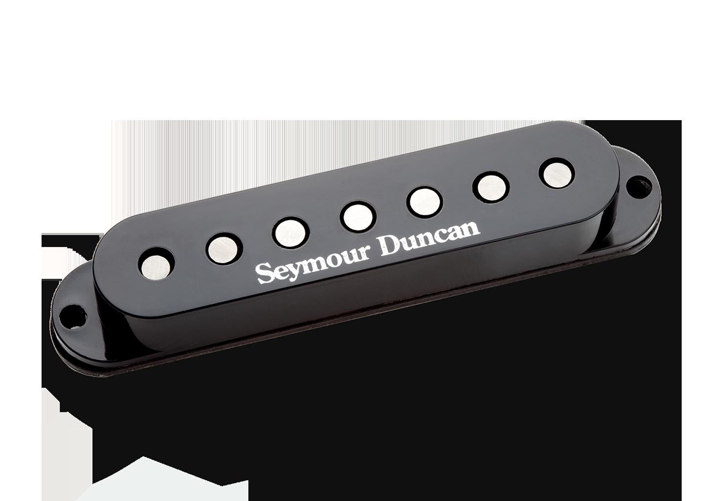 Seymour Duncan Vintage Staggered Strat SSL-1 Black 7 String