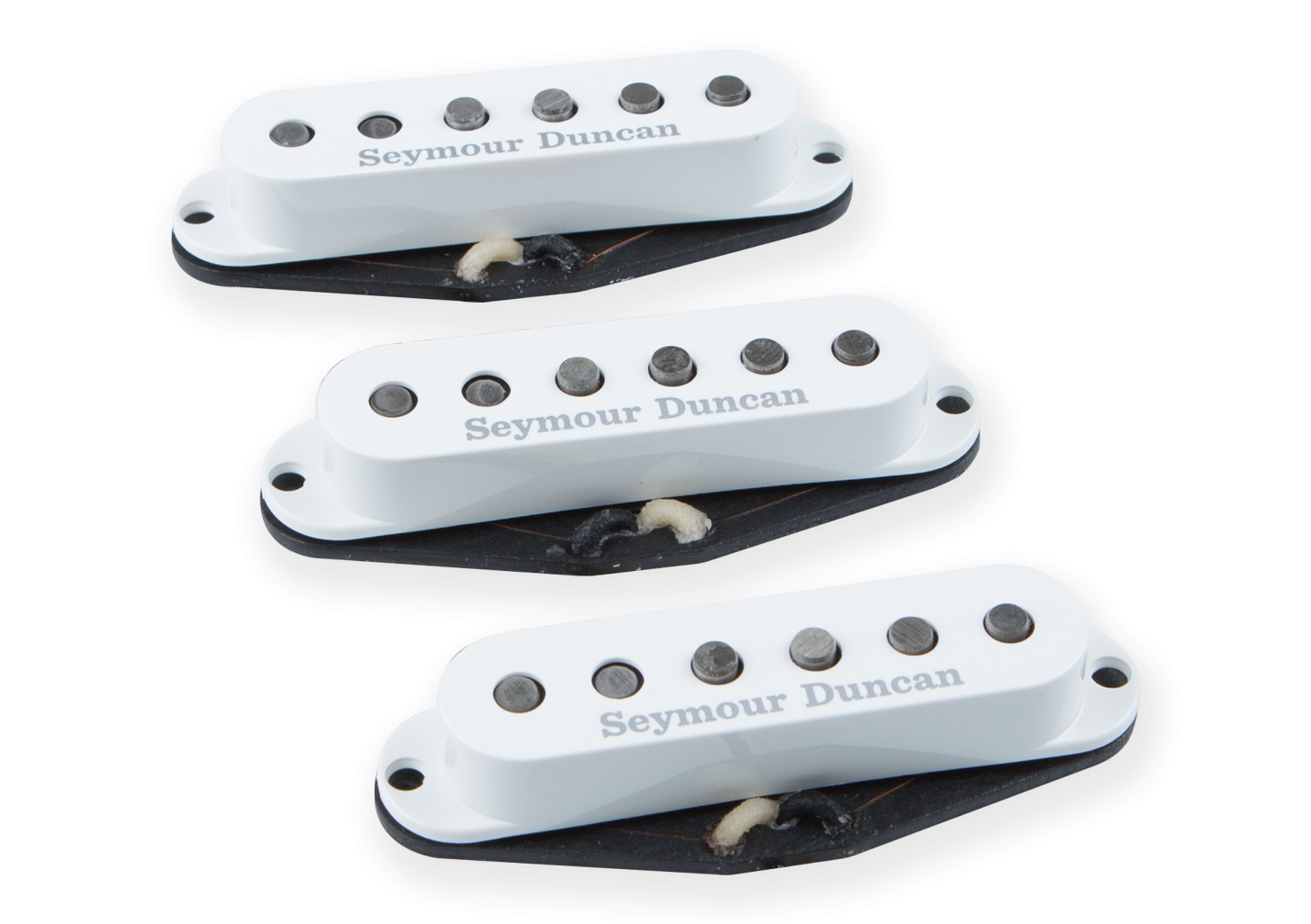 Seymour Duncan Vintage Staggered Strat SSL-1 Calibrated Set