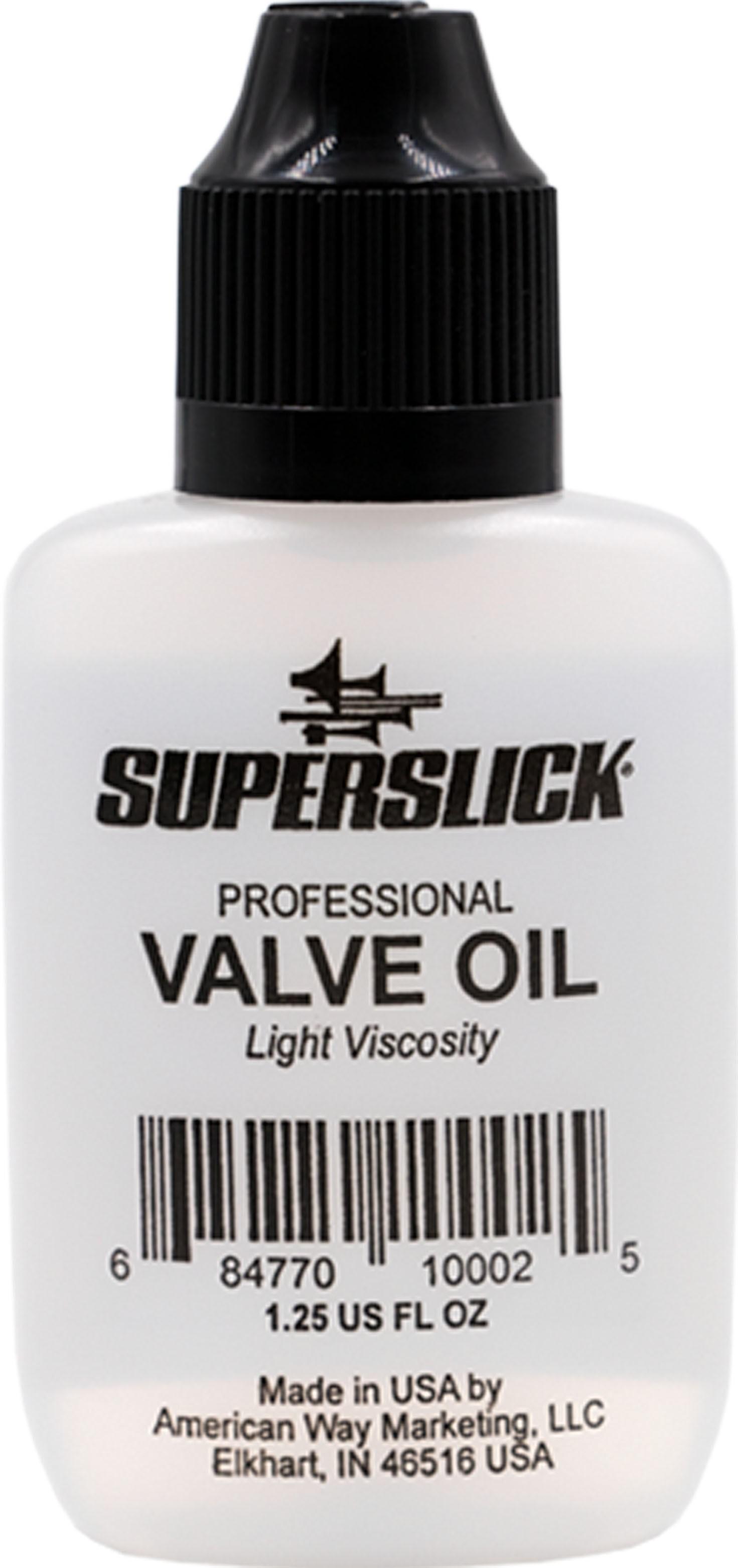 SuperSlick Valve Oil - 1.25oz