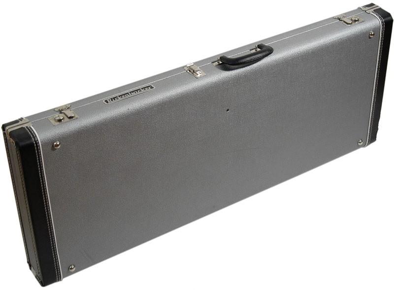 Rickenbacker Vintage Reissue Case - 4000 Bass Series Left Hand