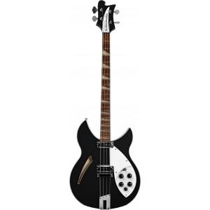 Rickenbacker Limited Edition 90th Anniversary 4005XC Bass - Jetglo