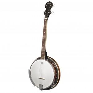 Adam Black BJ-01 4-String Tenor Banjo with Gigbag - Vintage Sunburst
