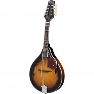 Adam Black MA-02 A-Style Mandolin with Gigbag - Vintage Sunburst