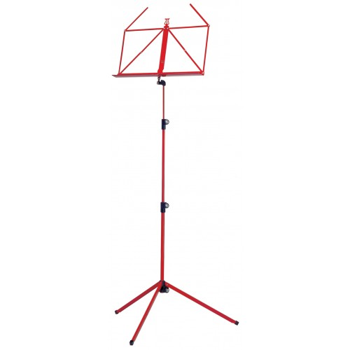 Konig & Meyer 100/1 Music Stand - Red