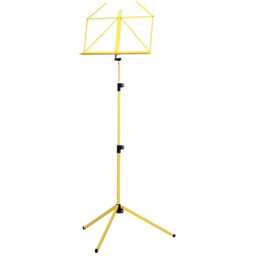Konig & Meyer 100/1 Music Stand - Yellow
