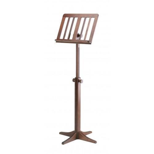 Konig & Meyer 116/1 Wooden Music Stand - Walnut