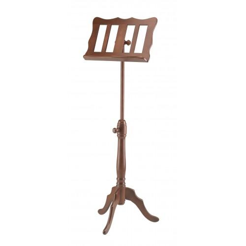 Konig & Meyer 117 Wooden Music Stand - Walnut