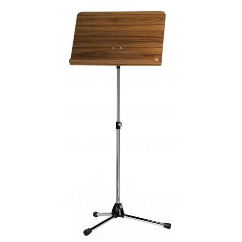 Konig & Meyer 118/1 Orchestra Music Stand - Walnut