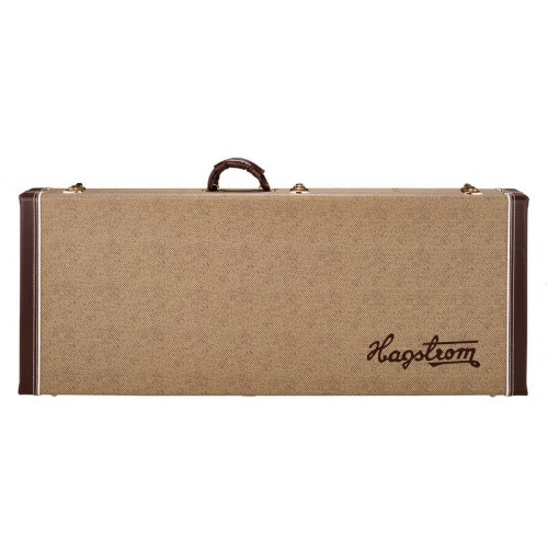 Hagstrom B60 Case for HB Bass Models