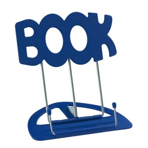 "Konig & Meyer 12440 Uni-Boy ""Book"" Stands - Blue (Box of 12)"