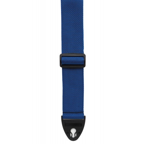 D'Andrea 2 Inch ACE Polyweb Guitar Strap - Blue