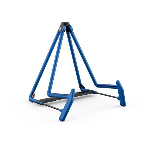 "Konig & Meyer 17580 ""Heli 2"" Acoustic Guitar Stand - Blue"