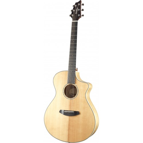 Breedlove Pursuit Exotic Concert CE - Sitka Spruce/Myrtlewood