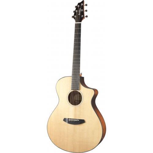 Breedlove Pursuit Exotic Concert Bourbon Burst CE - Sitka Spruce/Myrtlewood