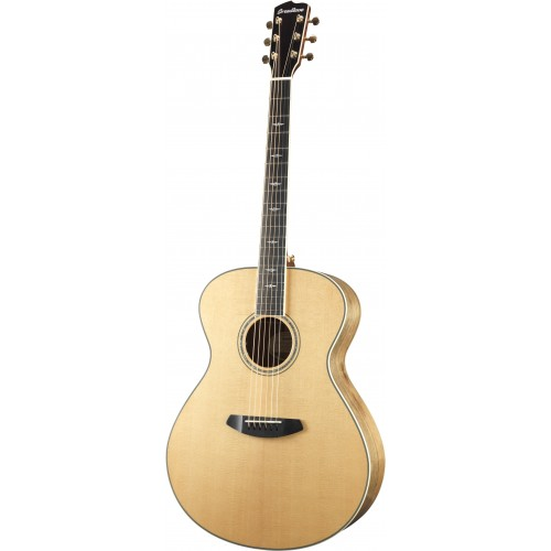 Breedlove Stage Exotic Concerto E Myrtlewood