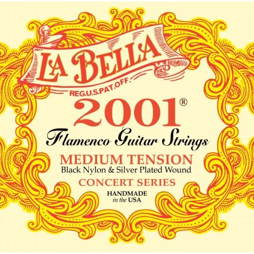 La Bella Classical Guitar Strings - 2001 Flamenco Series