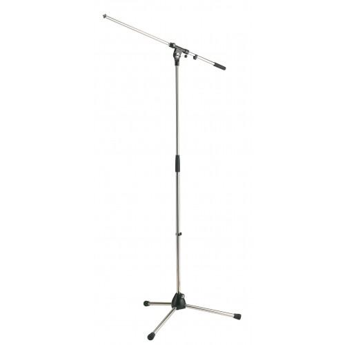 Konig & Meyer 210/2 Microphone Stand - Chrome