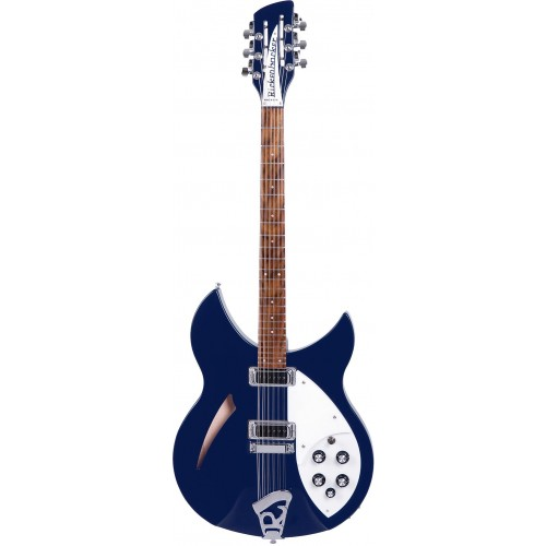 Rickenbacker 330/12 - Midnight Blue